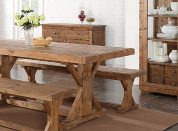 Oak Furniture | Free Delivery Available On Home Furniture ...