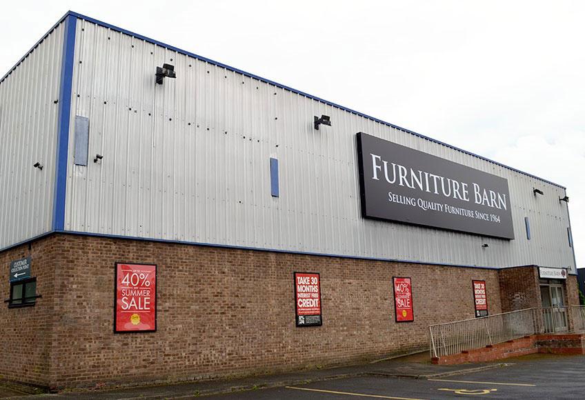 Furniture Barn Sheffield