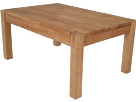 Durham Oak Coffee Table Side
