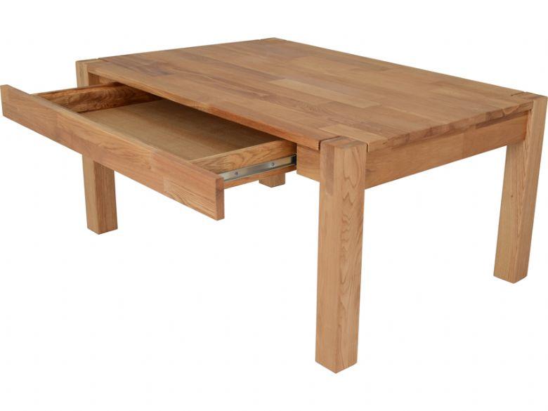 Durham Oak Coffee Table Furniture Barn