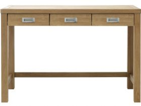Oak Dressing Table with 3 Drawers