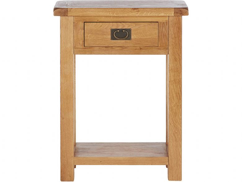 Winchester Oak Telephone Table