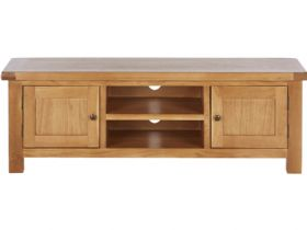 Winchester Oak Extra Large TV Unit