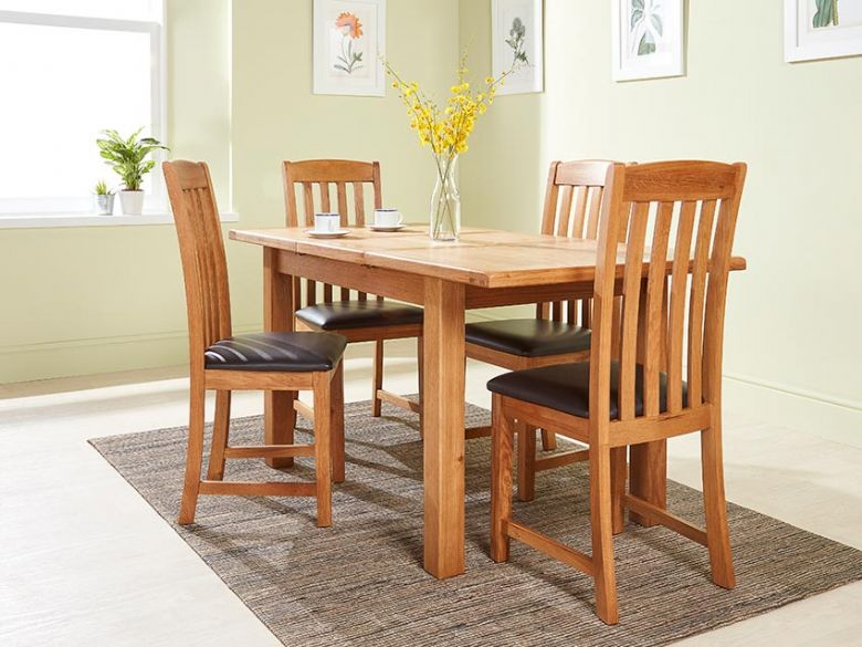 Winchester Compact Extending Table - Extended