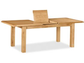 Winchester oak small table extending