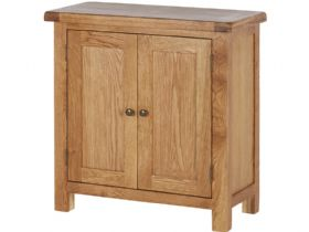Oak Mini Cupboard