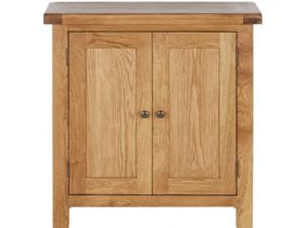Winchester Oak Mini Cupboard