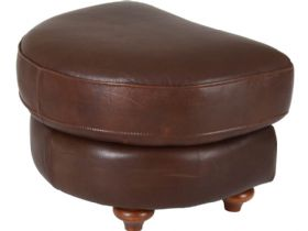 Raynor Leather Stool