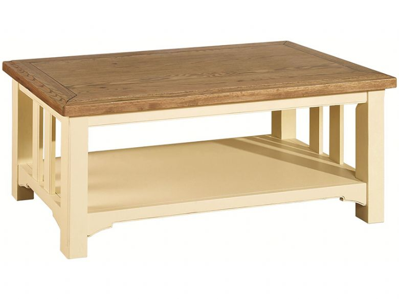 Ivory Coffee Table
