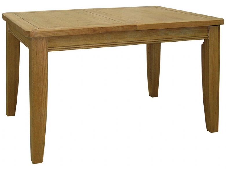 Oak 1.2m Extending Dining Table