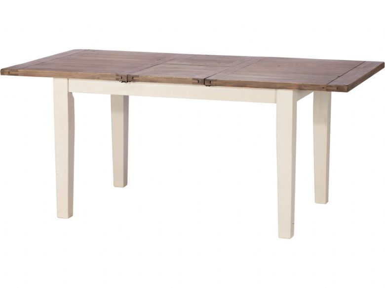 Chalcot reclaimed 180cm extending dining table