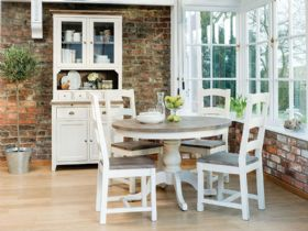 Chalcot reclaimed dining collection
