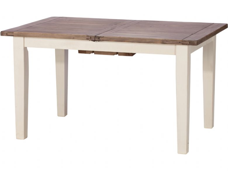 Chalcot reclaimed extending dining table
