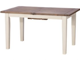 Reclaimed 120cm Extending Dining Table