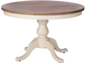 Reclaimed Circular Dining Table