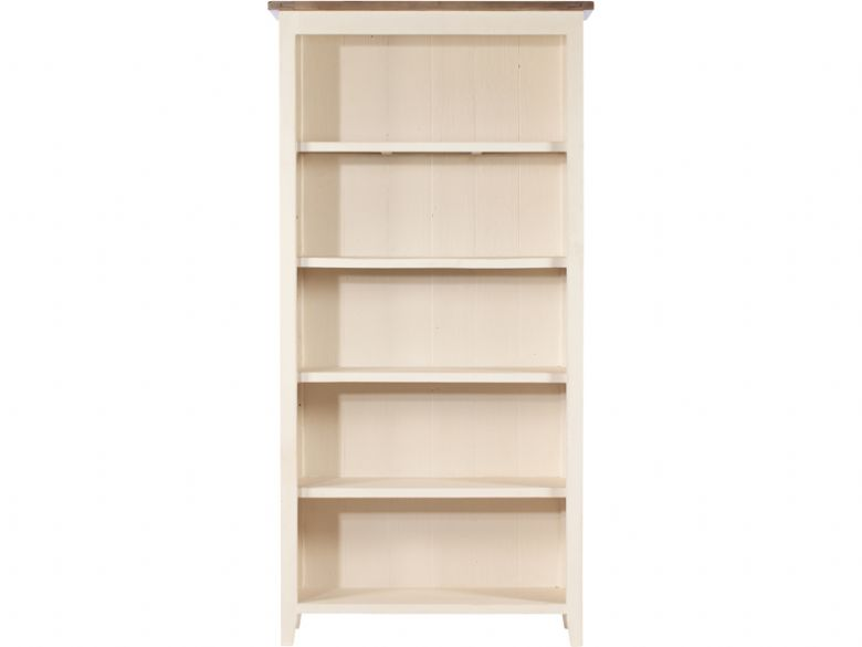 Chalcot reclaimed tall bookcase