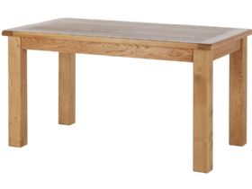 Oak 120cm Dining Table