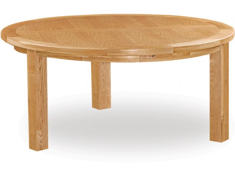 Oak 150cm Round Table
