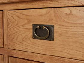Winchester Oak Extra Large Sideboard Drawer