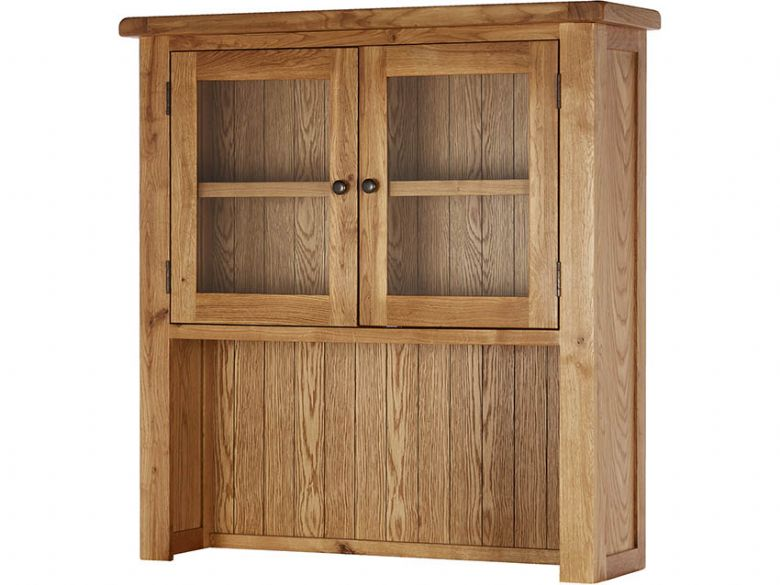 Winchester Oak Small Hutch