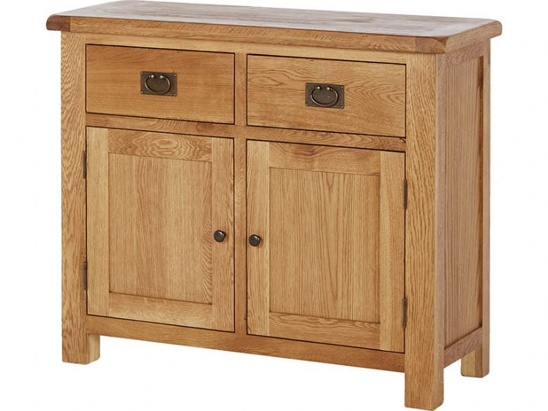 Winchester Oak Small Sideboard