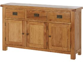 Oak Large Sideboard