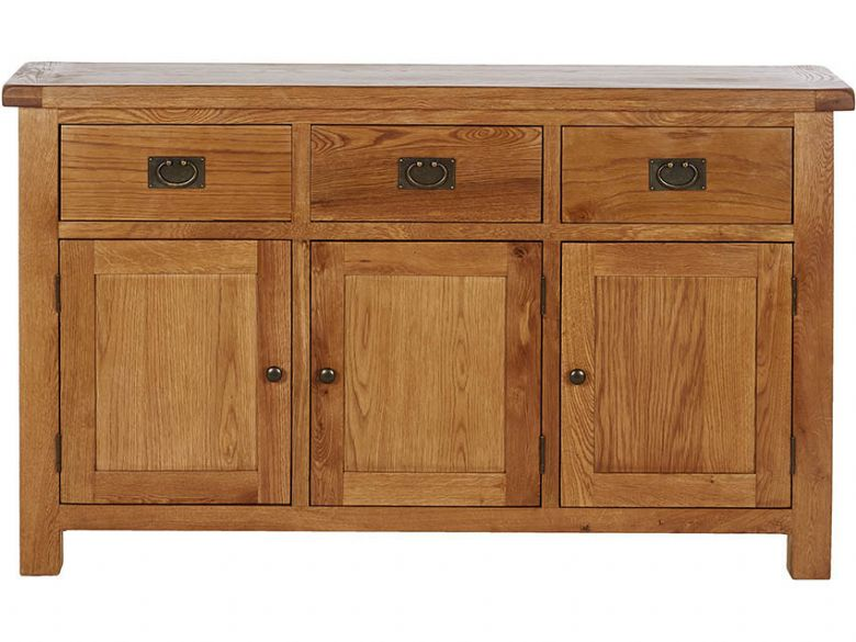 Winchester Oak Large Sideboard