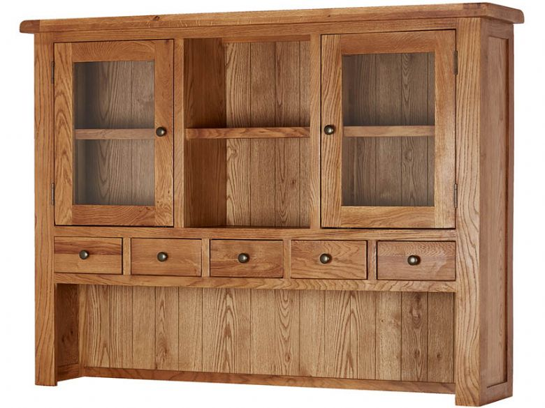 Oak Large Hutch