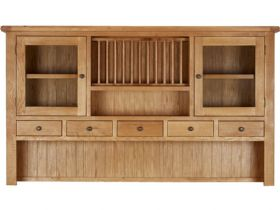 Winchester Oak Extra Large Hutch