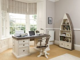 Chalcot reclaimed office collection