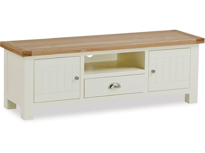 Suffolk buttermilk 150cm TV unit