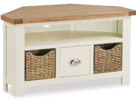 Buttermilk Corner TV Unit