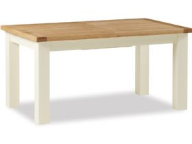 Buttermilk Small Butterfly Extending Dining Table