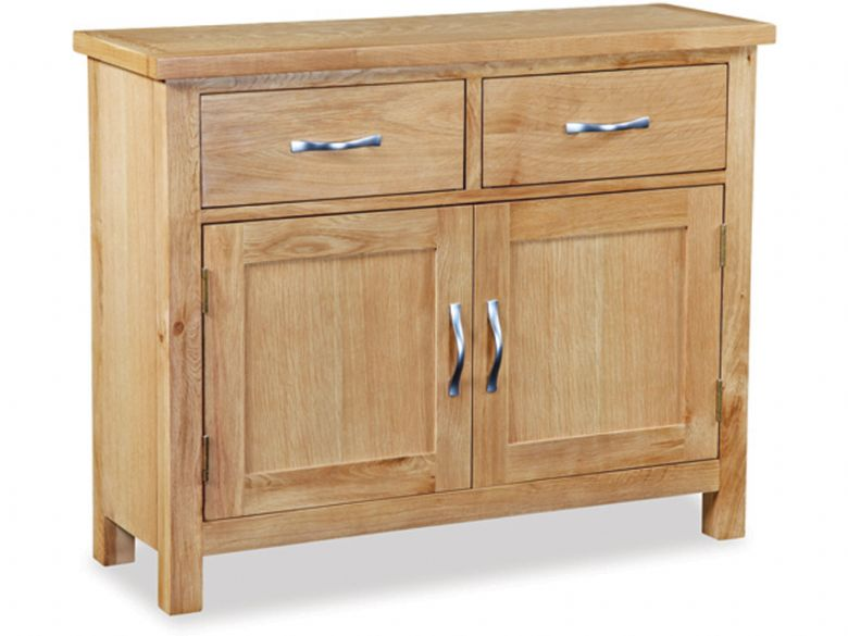 Oxford oak small sideboard