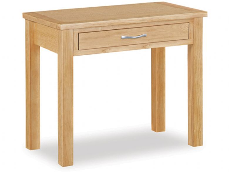Oxford oak laptop desk