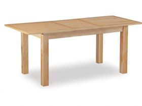 Oxford oak small extending dining table