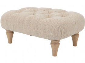 Fabric Small Bench Stool