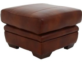 Miki Leather Stool