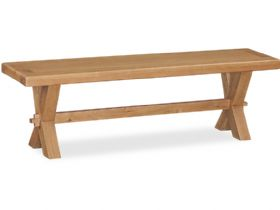 Oak Cross Bench