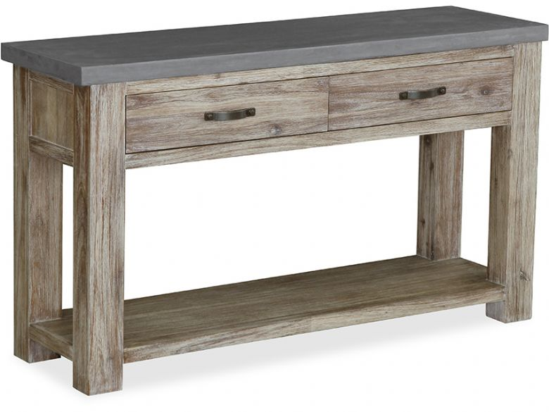 Rockhampton modern console table