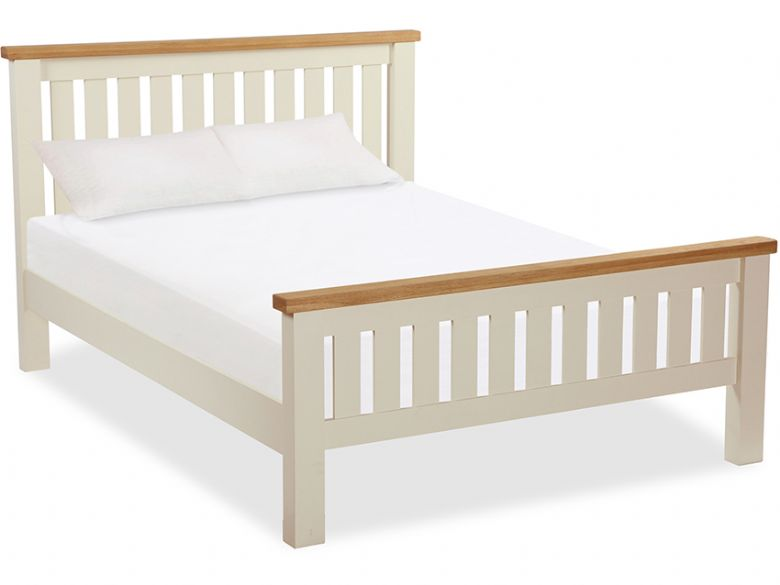 Buttermilk 5'0 King Size Bed