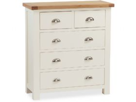 Buttermilk 2+3 Chest of Drawers