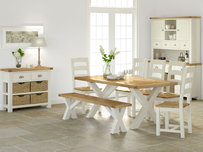 Suffolk dining range