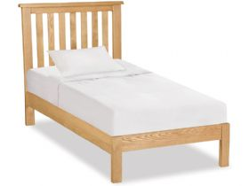 Oak 3'0 Single Bed