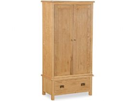 Oak Gents Wardrobe