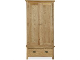 Salisbury oak gents wardrobe