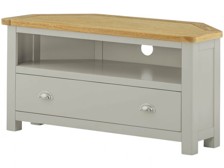 Hockley Painted Corner TV Cabinet