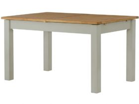 Painted Extending Dining Table