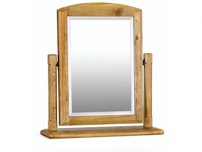 Pine Swivel Mirror
