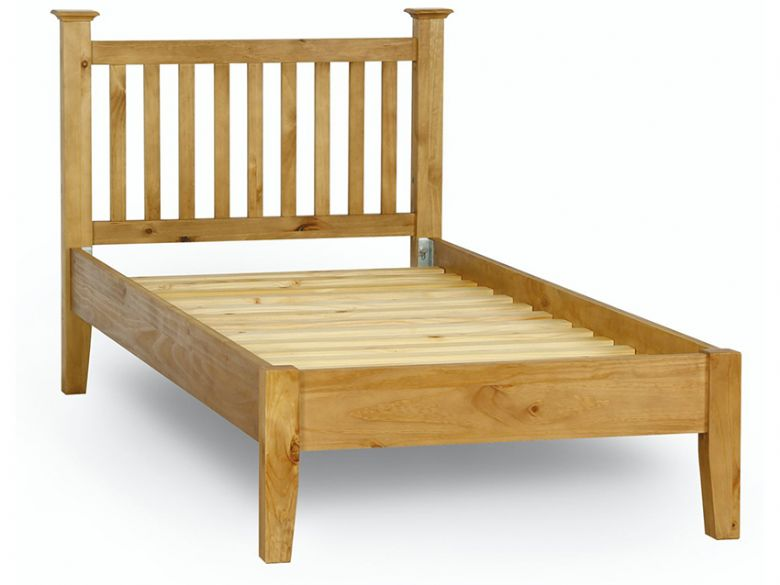 Pine 3'0 Single Bed Frame